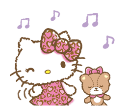 Hello Kitty: Adorable Stickers 7
