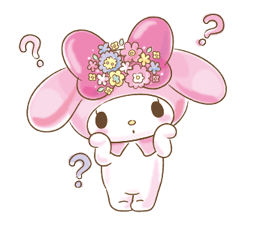 My Melody: Too Cute for You! Stickers 7