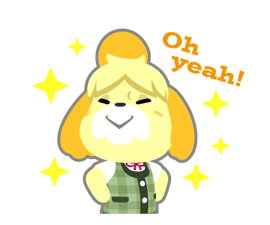 Animal Crossing Stickers 7