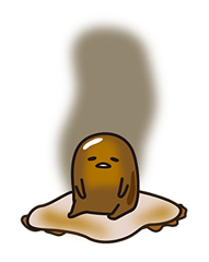 gudetama Stickers 7