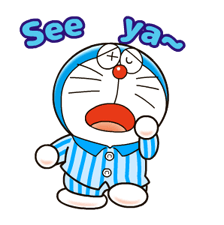 Doraemon on the Job Stickers 7