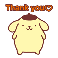 Pompompurin Stickers 2 7