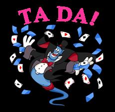 Genie Stickers 7