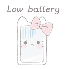 Hello Kitty Polite Stickers 7