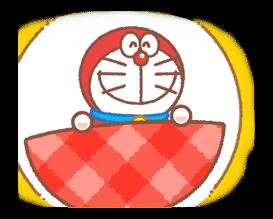 Doraemon & Dorami klistremerker 7