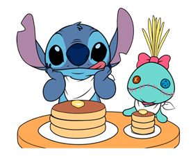Stitch & Scrump Stickers 7