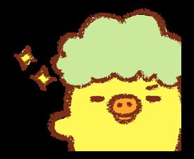 Rilakkuma ~ Kiiroitori Diary ~ Stickers 7