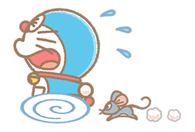 Doraemon 2 Stickers 7