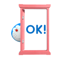 Stand by Me Doraemon Stickers 7
