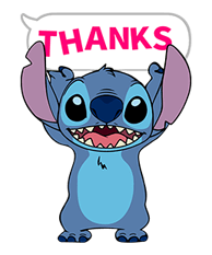 Stitch Mayhem Stickers 7