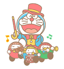 Doraemon 2 Stickers 16