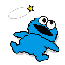 Sesame Street Stickers 2 8