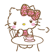 Hello Kitty: Adorable Stickers 8