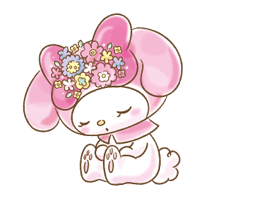 My Melody: Too Cute for You! Stickers 8