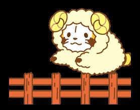 ANIMAL ☆ RASCAL matricák 8