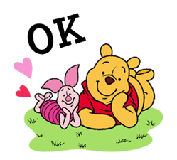 Pooh & Friends - Cute & Cuddly Stickers 8