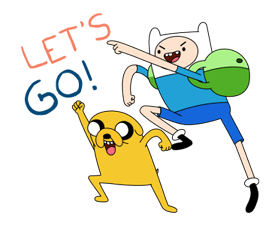 Adventure Time Stickers 11