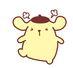 Pompompurin Stickers 2 8