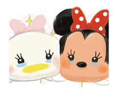 Disney Tsum Tsum Moves (Sakura Style) Stickers 8