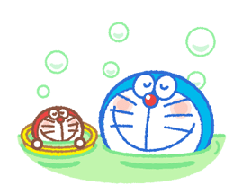 Doraemon & Dorami Stickers 8