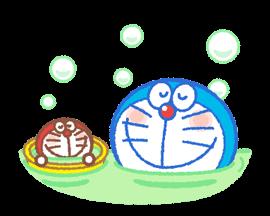 Doraemon & Dorami matricák 8