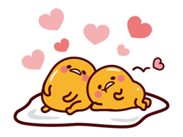 gudetama: Nice and Over Easy Stickers 8