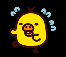 松弛熊&Kiiroitori贴纸 8