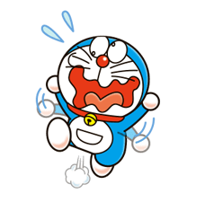 Doraemon Stickers 3 8