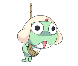 Keroro Stickers 9