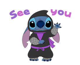 Stitch Stickers 3 9