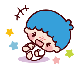 SANRIO CHARACTERS3 (Cartoons) Stickers 5