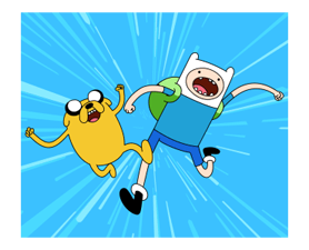 Adventure Time Stickers 12
