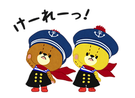 TINY☆TWIN☆BEARS Stickers 9