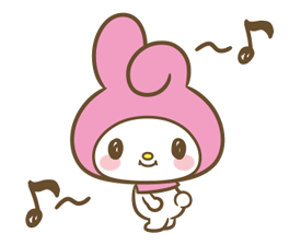 My Melody: Sweet as Can Be! Stickers 13