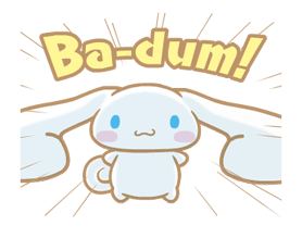 Cinnamoroll: Goodness Stickers 9