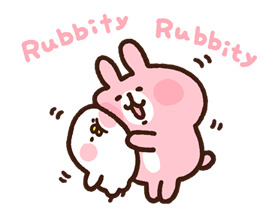 Kanahei's Piske & Usagi Come to Life! Stickers 2 17