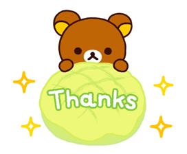 Rilakkuma: Freshly Baked Fun Stickers 9