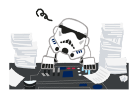 Star Wars Stickers 9