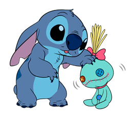 Stitch & Scrump Stickers 9