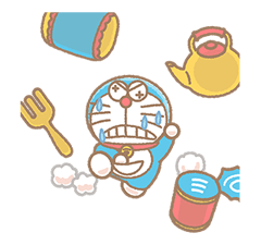 Doraemon 2 Stickers 9