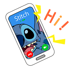 Stitch Mayhem Stickers 9