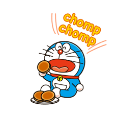 Doraemon Stickers 3 9