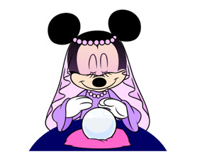 Minnie Mouse Stiker 9