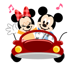 Disney LOVELOVE Stickers