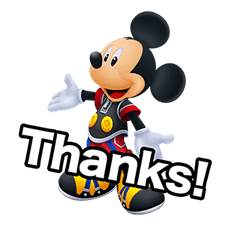 KINGDOM HEARTS Stickers - New emojis, gif, stickers for free at