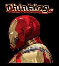 Iron Man 3 Stickers