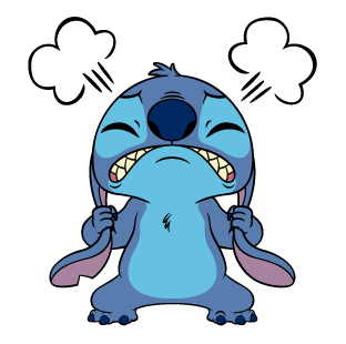 Stitch Stickers 16