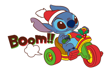 Christmas And New Year Sticker 10