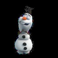 オラフ・ディズニーの冷凍ステッカー 12