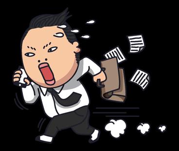 Psy Gangnam Style Stickers 15